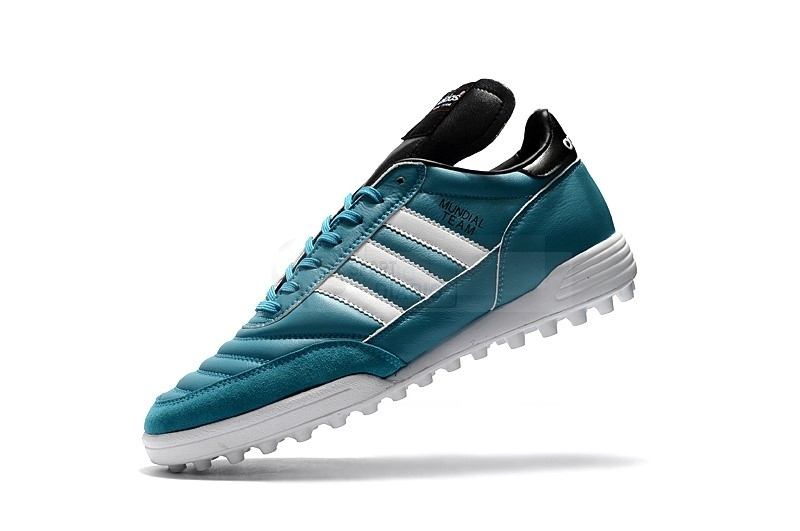 best sneakers 89d1a d5b62 ... Oferta Botas Adidas Mundial Team Astro TF Teal Blanco ...
