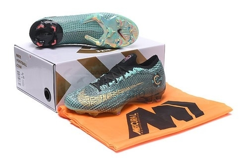 Oferta Botas Nike Mercurial Superfly VI Elite CR7 FG Negro Teal