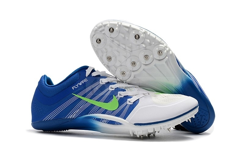 Oferta Botas Nike Sprint Spikes Shoes SG Azul Blanco