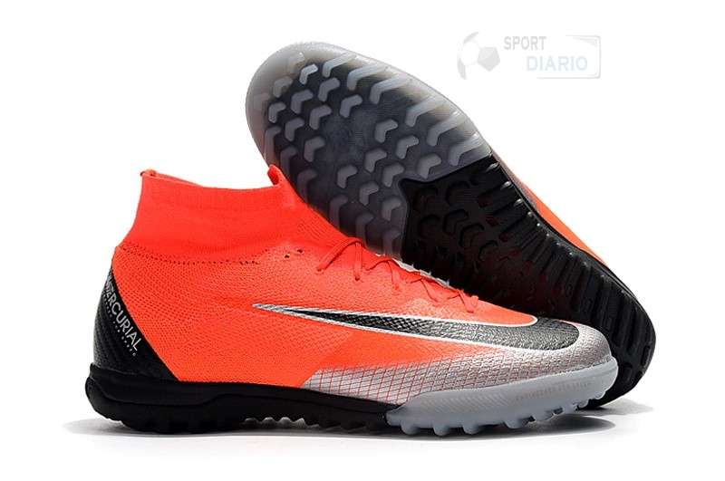 Oferta Botas Nike Mercurial Superfly VI Elite CR7 TF Naranja