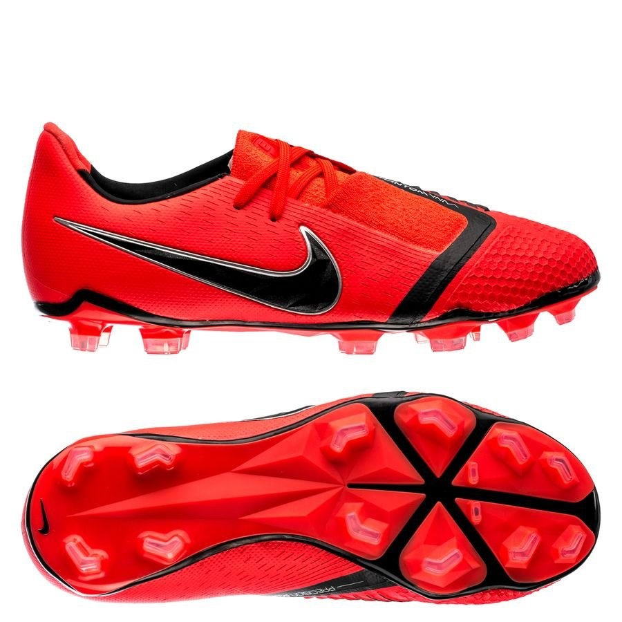 Oferta Botas Nike Phantom Venom Elite Niños FG Game Over Rojo