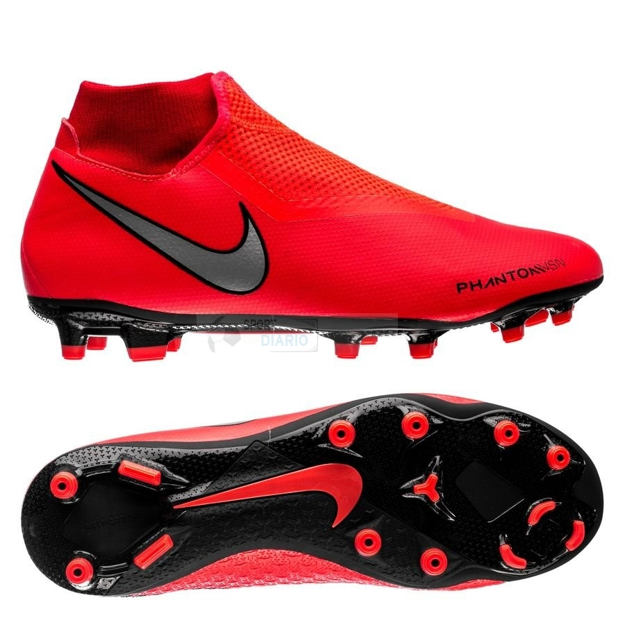Oferta Botas Nike Phantom Vision Academy DF MG Game Over Rojo