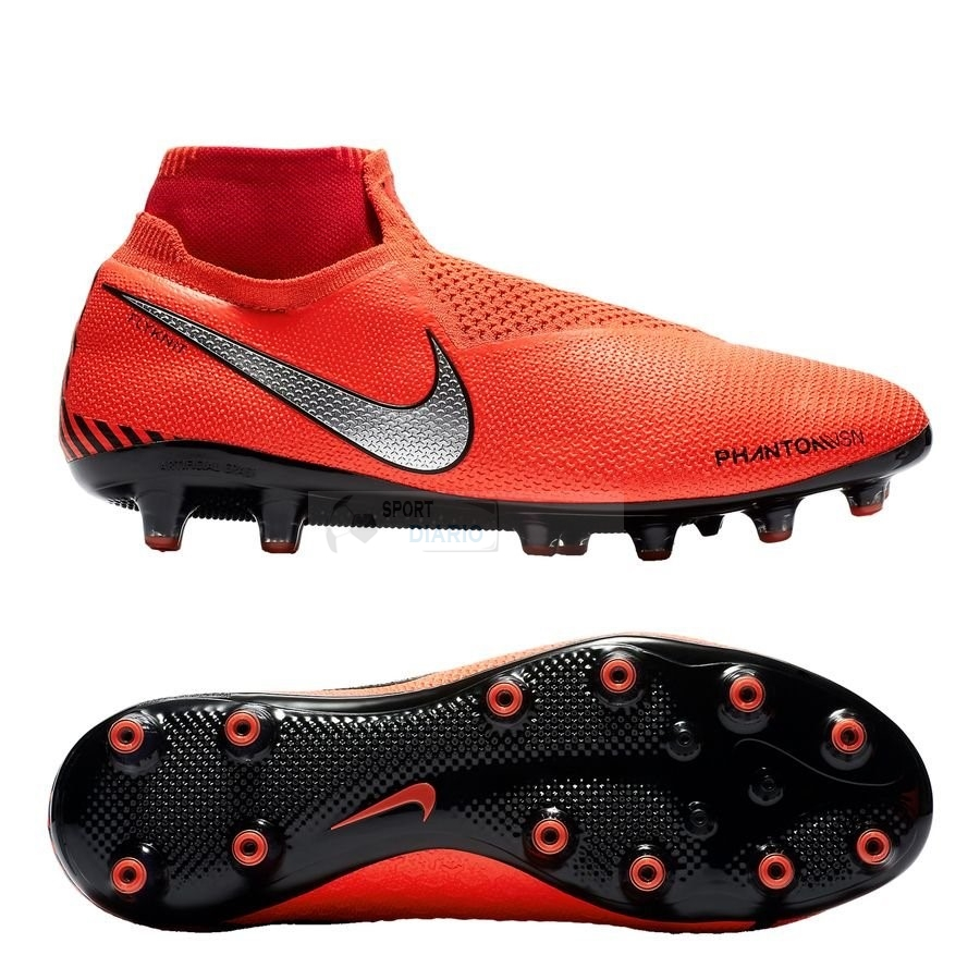 Oferta Botas Nike Phantom Vision Elite DF AG PRO Game Over Naranja