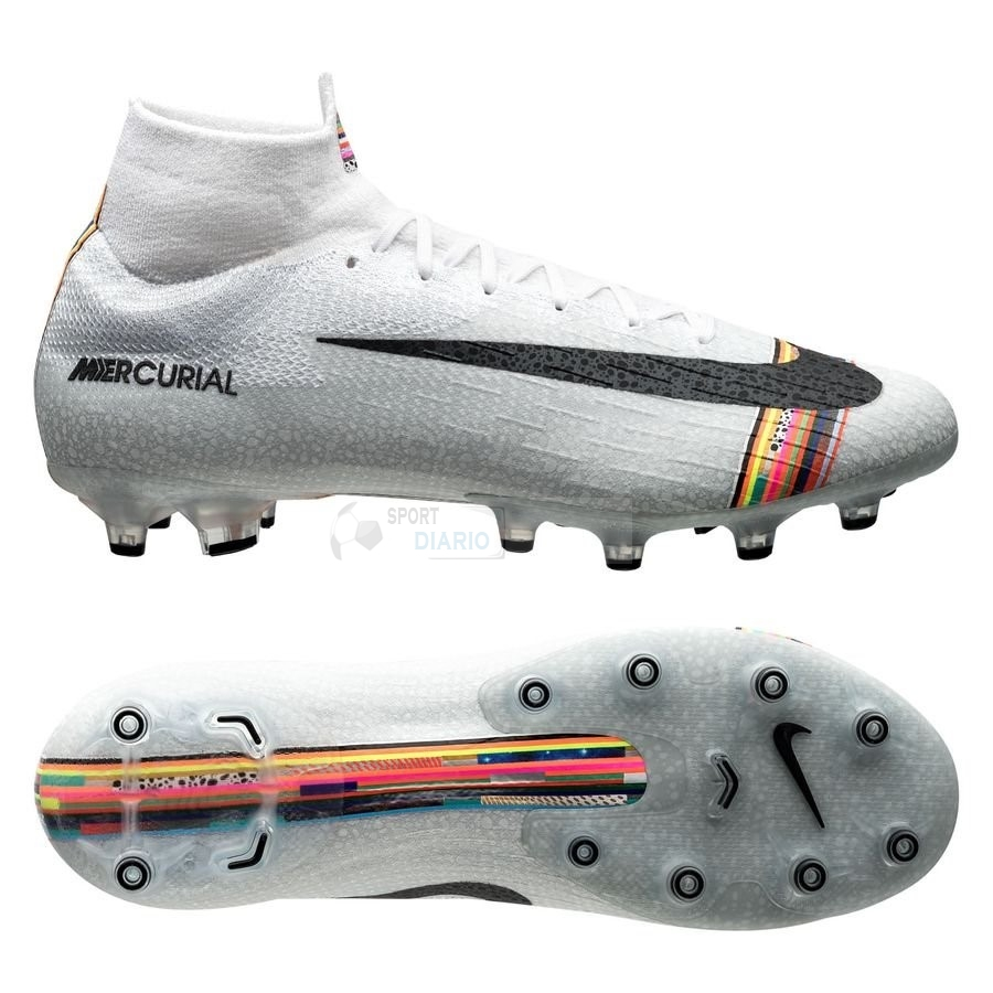 Oferta Botas Nike Mercurial Superfly 6 Elite AG PRO LVL UP Negro