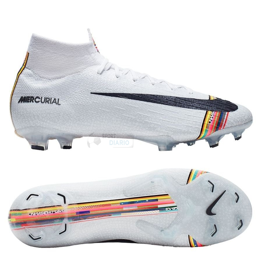 Oferta Botas Nike Mercurial Superfly 6 Elite FG LVL UP Blanco