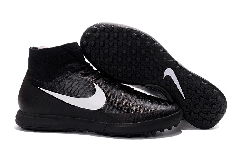 separation shoes 10b02 67553 Oferta Botas Nike MagistaX TF Negro Blanco Negro